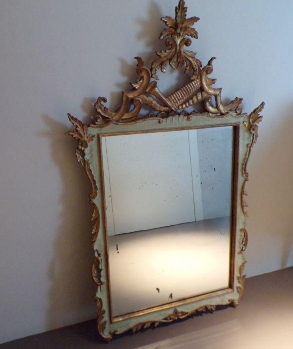 Specchio classico Produzione artigianale Barocco a Brescia ...