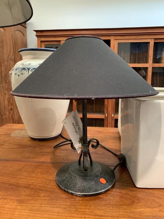 Lampada Da Tavolo Classica Produzione Artigianale Lampada A Bergamo Sconto 67