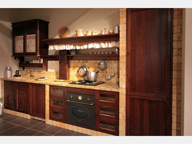 Cucina lineare Marchi Group Doralice