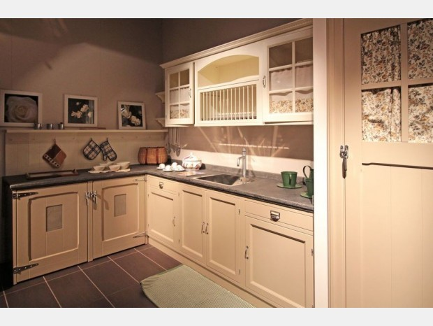 Cucina angolare Marchi Group Old England