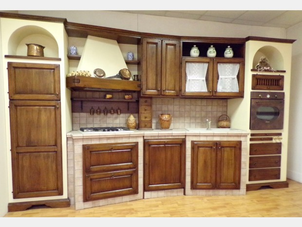 Cucina country A.R.T. 900