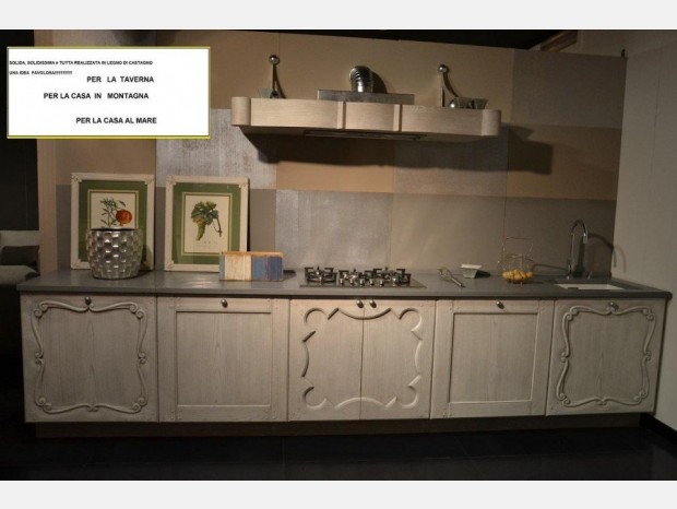 Cucine country scontate a Milano