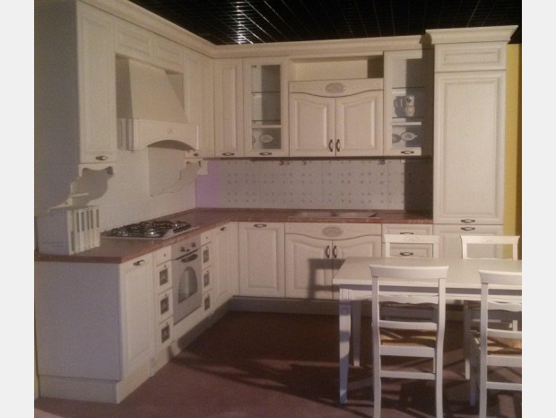 Cucina country Aster Cucine Sintonia