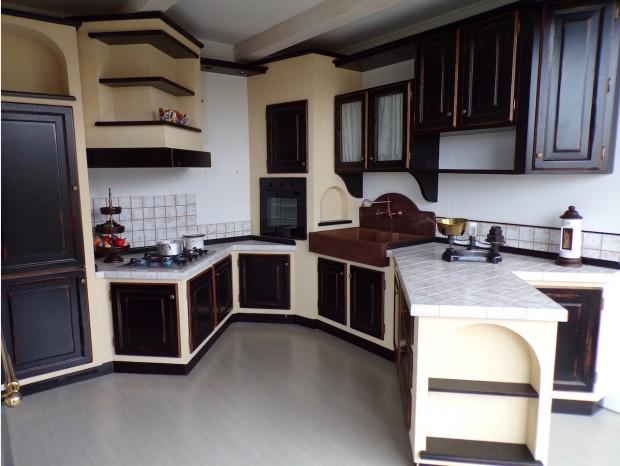 Cucina classica Zappalorto Muratura