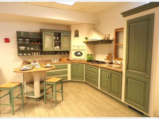 Cucina country Scavolini Belvedere