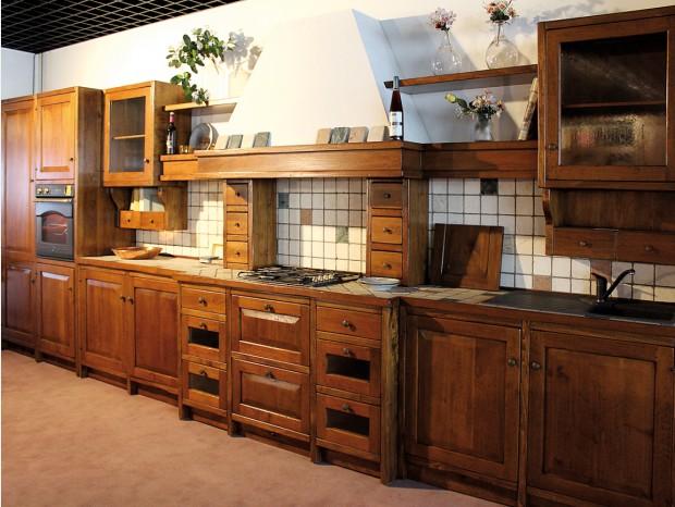 Cucina classica Allevi Borgo Antico