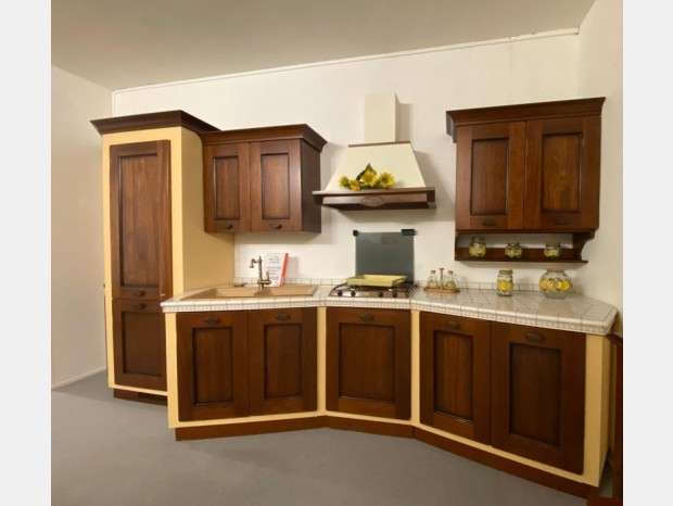 Cucina country Scavolini Amelie