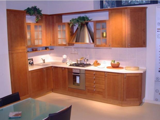 Cucina classica Euromobil Abita