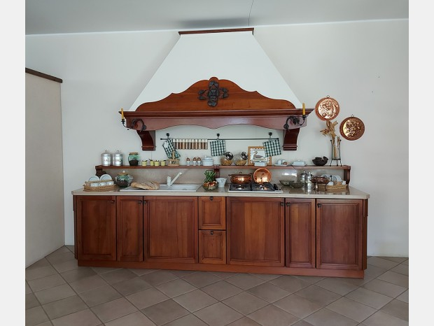 Cucina country Acquacotta Bonarda