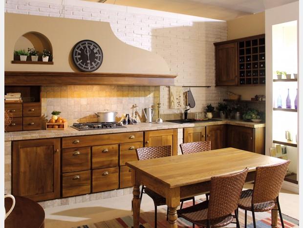 Cucina classica Allevi Fagiana