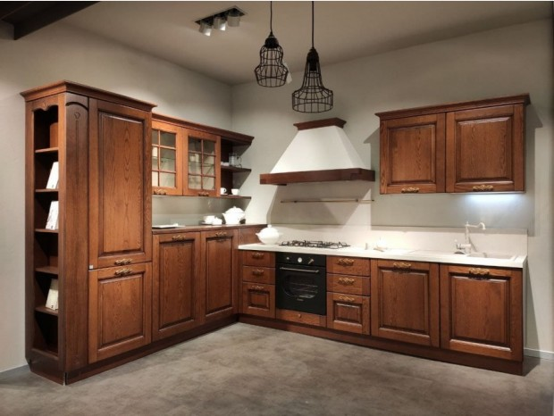 Cucina classica Stosa Saturnia